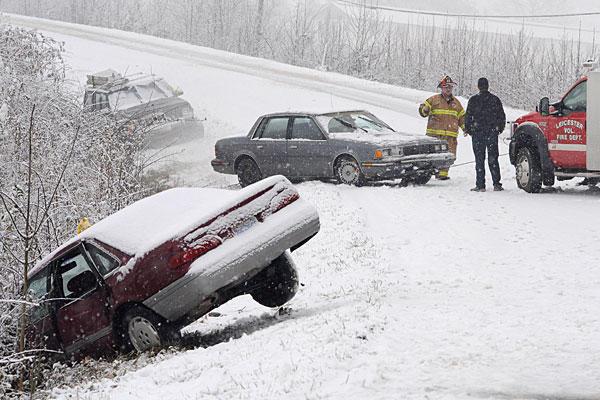 Asheville Snow